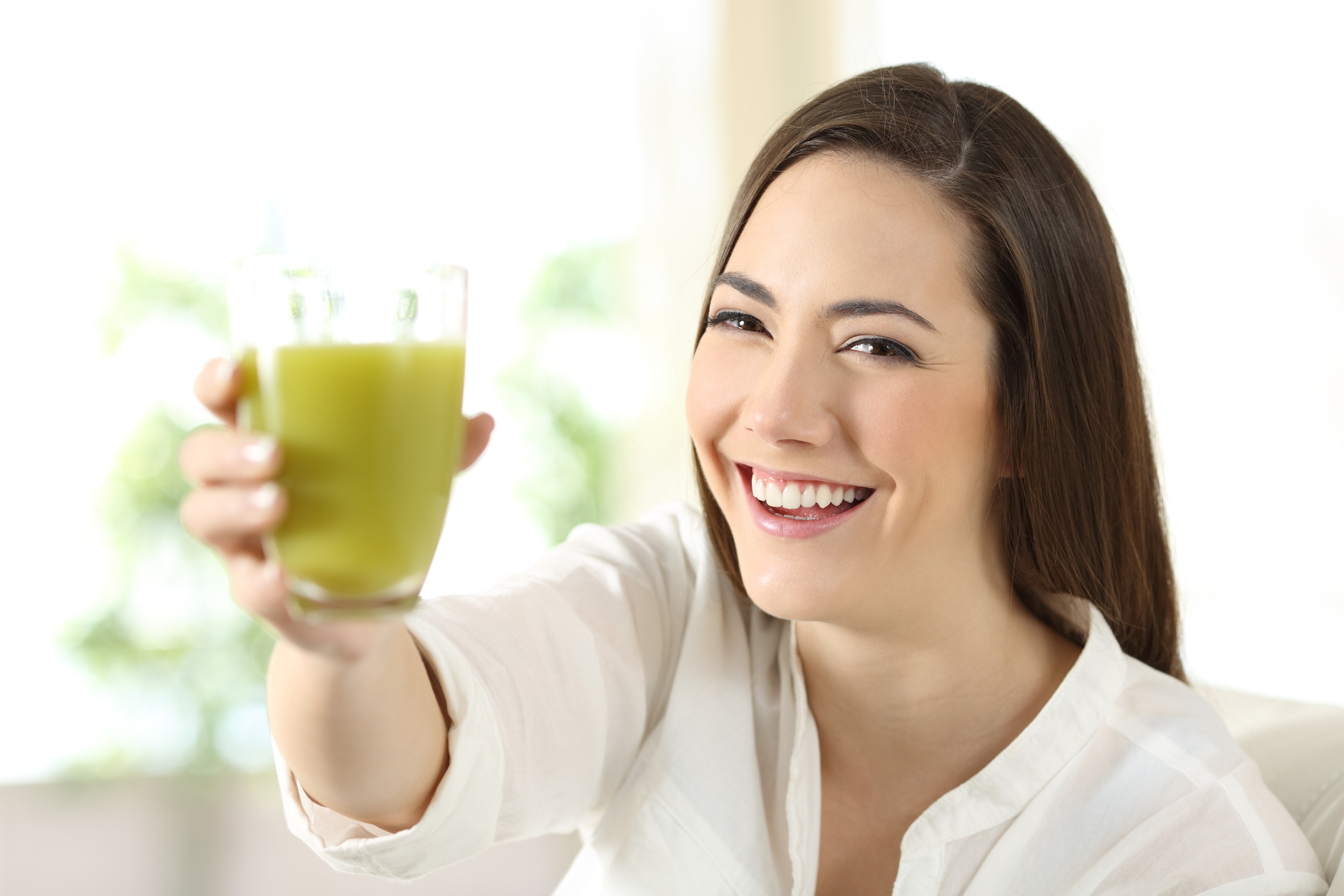 Green Juice Benefits – Discover How You Can Naturally Improve Your Health Today!
