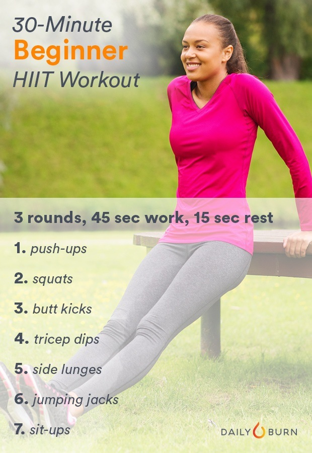 How To integrate a Day 30 Minute Workout Into Your Weekend